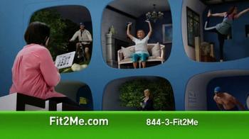 AstraZeneca Fit2Me TV Spot, 'Tough Love or a Gentle Nudge' - Thumbnail 7