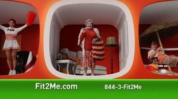AstraZeneca Fit2Me TV Spot, 'Tough Love or a Gentle Nudge' - Thumbnail 8