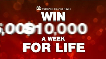 Publishers Clearing House TV Spot, 'Be the Hero in Your Family' - Thumbnail 3