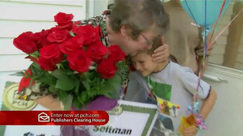 Publishers Clearing House TV Spot, 'Be the Hero in Your Family' - Thumbnail 5