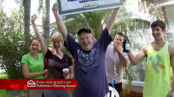Publishers Clearing House TV Spot, 'Be the Hero in Your Family' - Thumbnail 6