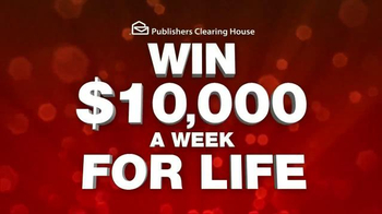 Publishers Clearing House TV Spot, 'Double the Cash' Song by Irene Cara - Thumbnail 3