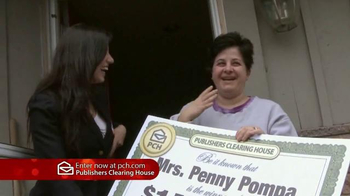 Publishers Clearing House TV Spot, 'Double the Cash' Song by Irene Cara - Thumbnail 6