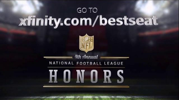XFINITY TV Spot, 'NFL Honors Competition' - Thumbnail 8