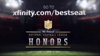 XFINITY TV Spot, 'NFL Honors Competition' - Thumbnail 9