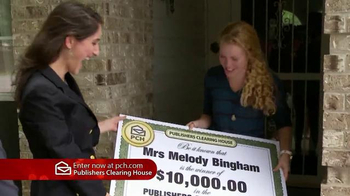 Publishers Clearing House TV Spot, 'Double Cash' - Thumbnail 5