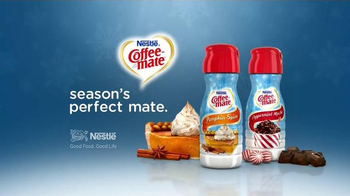 Coffee-Mate Pumpkin Spice TV Spot, 'Your Favorite Flavors are Back' - Thumbnail 10