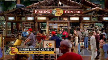 Bass Pro Shops Spring Fishing Classic TV Spot, 'Reels and echoMAP'