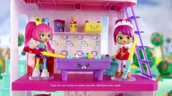 Shopkins Happy Places TV Spot, 'Happyville'