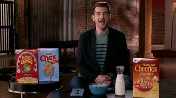 General Mills Cereals TV Spot, 'FX Eats: Gluten-Free Taste Test' - 5 commercial airings