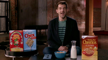 General Mills Cereals TV Spot, 'FX Eats: Gluten-Free Taste Test' - 5 commercial airings