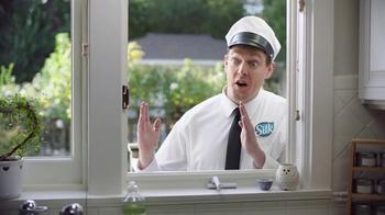 Silk Unsweetened Milk TV Spot, 'Silk Man: Zoned Out' - Thumbnail 4