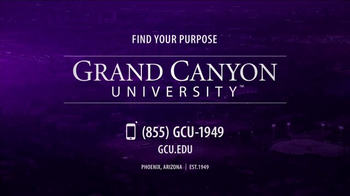 Grand Canyon University TV Spot, 'Find Your Purpose Online' - Thumbnail 8