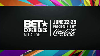 2017 BET Experience TV Spot, \'L.A. Live: VIP Packages On Sale\'