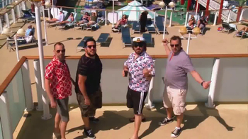 Impractical Jokers Cruise 2 Sweepstakes TV Spot, 'Win a Spot' - Thumbnail 3
