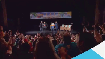 Impractical Jokers Cruise 2 Sweepstakes TV Spot, 'Win a Spot' - Thumbnail 6