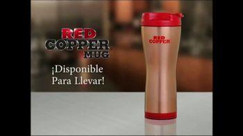 Red Copper Mug TV Spot, 'Sabe mejor' [Spanish]