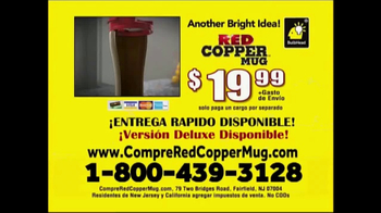 Red Copper Mug TV Spot, 'Sabe mejor' [Spanish] - Thumbnail 7