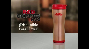 Red Copper Mug TV Spot, 'Sabe mejor' [Spanish]