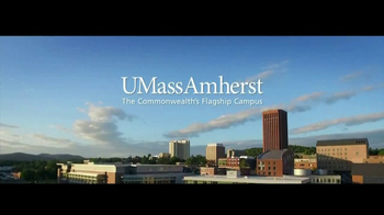 University of Massachusetts Amherst TV Spot, 'This Is the Place' - Thumbnail 9