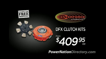 PowerNation Directory TV Spot, 'Gauge Kits, Clutch Kits and EFI Systems' - Thumbnail 3