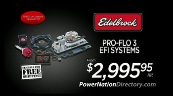 PowerNation Directory TV Spot, 'Gauge Kits, Clutch Kits and EFI Systems' - Thumbnail 4