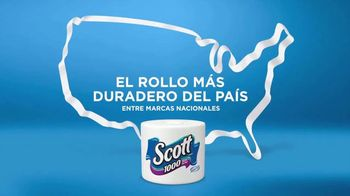 Scott 1000 TV Spot, 'El rollo más duradero del país' [Spanish] - 1235 commercial airings