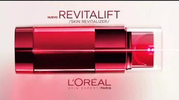 L'Oreal Paris Revitalift TV Spot, 'Un equipo' con Amber Valletta [Spanish] - Thumbnail 2