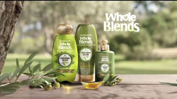 Garnier Whole Blends Legendary Olive TV Spot, 'Hidratar cabello' [Spanish] - Thumbnail 6