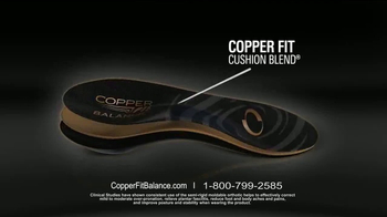 Copper Fit Balance TV Spot, 'A Sense of Balance' Featuring Brett Favre - Thumbnail 5