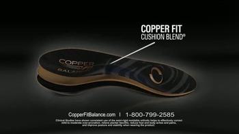 Copper Fit Balance TV Spot, 'A Sense of Balance' Featuring Brett Favre - Thumbnail 5