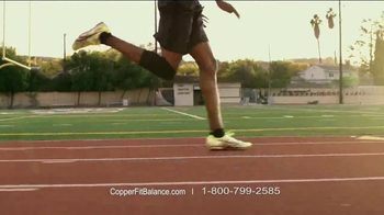 Copper Fit Balance TV Spot, 'A Sense of Balance' Featuring Brett Favre - Thumbnail 7