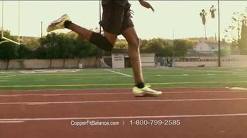 Copper Fit Balance TV Spot, 'A Sense of Balance' Featuring Brett Favre - Thumbnail 7