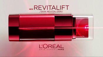 L'Oreal Paris Revitalift TV Spot, 'One Team' Featuring Amber Valletta - 640 commercial airings