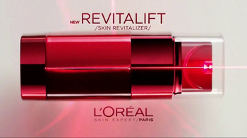 L'Oreal Paris Revitalift TV Spot, 'One Team' Featuring Amber Valletta - 640 commercial airings