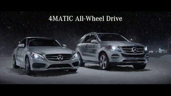 2017 Mercedes-Benz C 300 4MATIC TV Spot, 'Snow Date' Song by Ivan & Alyosha [T2] - 4 commercial airings