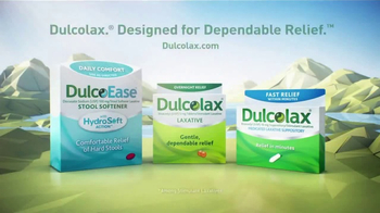 Dulcolax TV Spot, 'Constipation Solutions' - Thumbnail 6