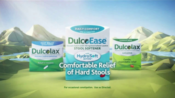 Dulcolax TV Spot, 'Constipation Solutions' - Thumbnail 4