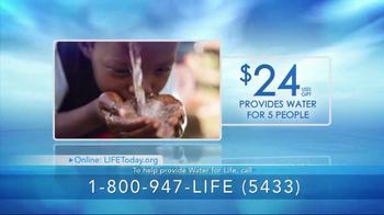 LIFE Outreach International TV Spot, 'Clean Water' - Thumbnail 4