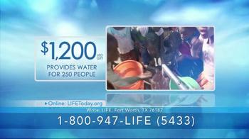 LIFE Outreach International TV Spot, 'Clean Water' - Thumbnail 8