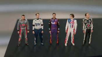 FOX Sports Daytona Day Pick 5 TV Spot, 'Lucky Numbers' Ft. Denny Hamlin