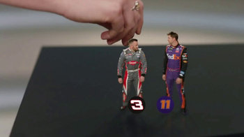 FOX Sports Daytona Day Pick 5 TV Spot, 'Lucky Numbers' Ft. Denny Hamlin - Thumbnail 5