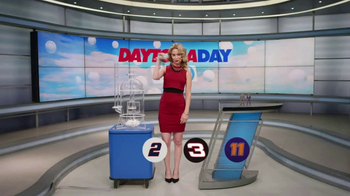 FOX Sports Daytona Day Pick 5 TV Spot, 'Lucky Numbers' Ft. Denny Hamlin - Thumbnail 6