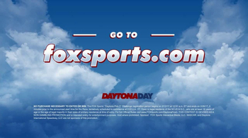 FOX Sports Daytona Day Pick 5 TV Spot, 'Lucky Numbers' Ft. Denny Hamlin - Thumbnail 7