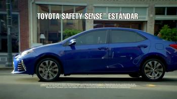 2017 Toyota Corolla TV Spot, 'El momento de jugar' [Spanish] [T2] - Thumbnail 5