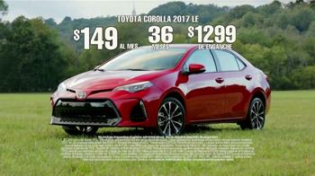 2017 Toyota Corolla TV Spot, 'El momento de jugar' [Spanish] [T2] - Thumbnail 6