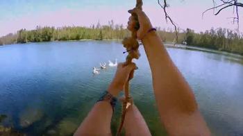 Tampax Pearl TV Spot, 'Lake' - Thumbnail 2