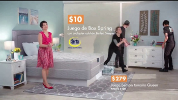 Big Lots TV Spot, 'Juego de box spring' [Spanish] - Thumbnail 4