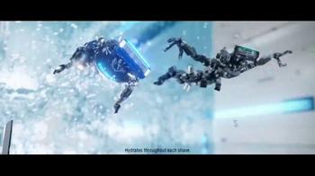 Schick Hydro TV Spot, 'Robot Razor Race' - Thumbnail 3