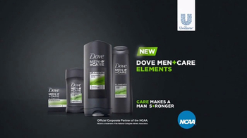 Dove Men+Care Elements TV Spot, 'The Power' - Thumbnail 5